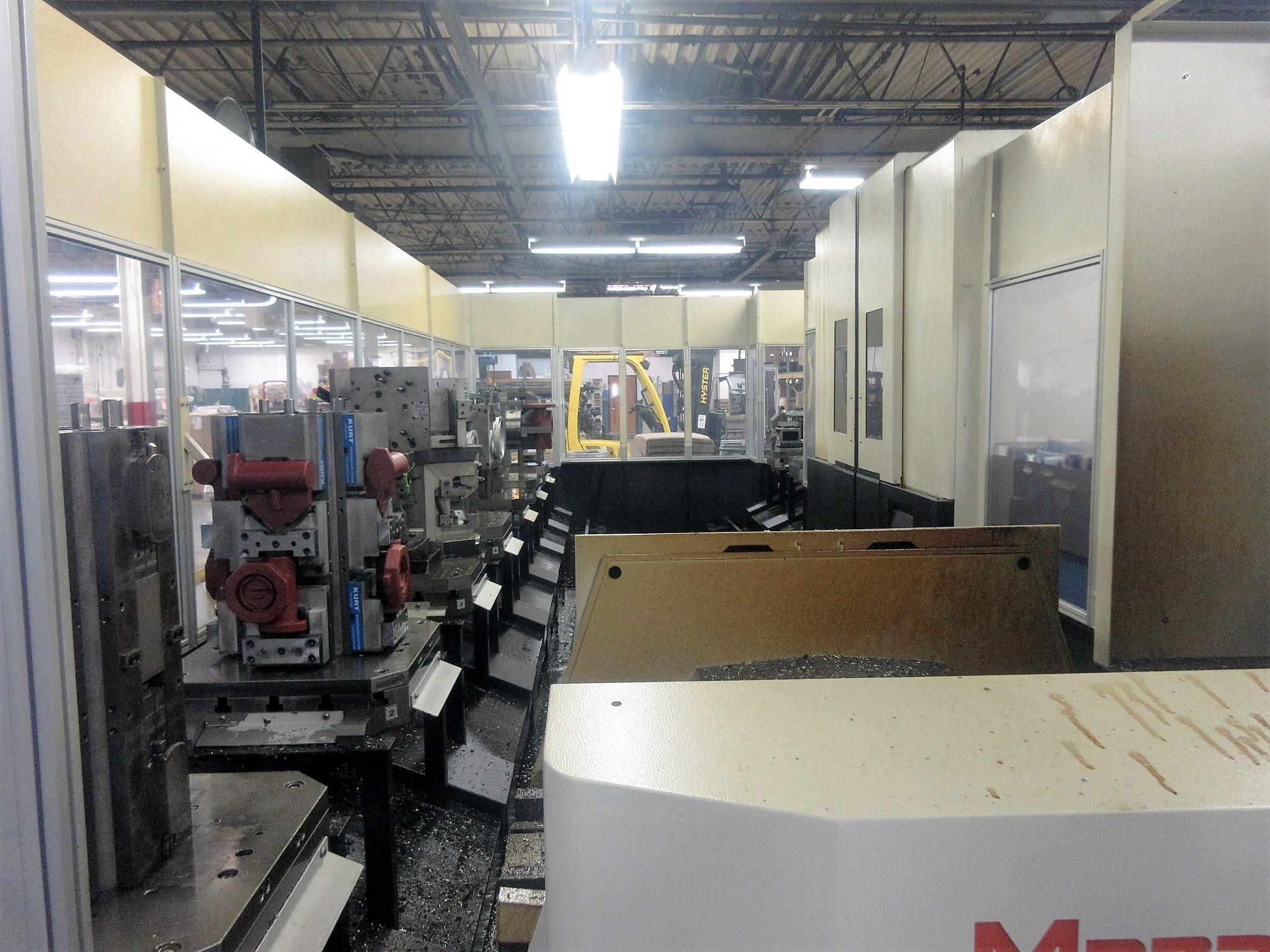 Mazak HCN-6000-II CNC Horizontal Machining Center With Palletech System - Image 11 of 22