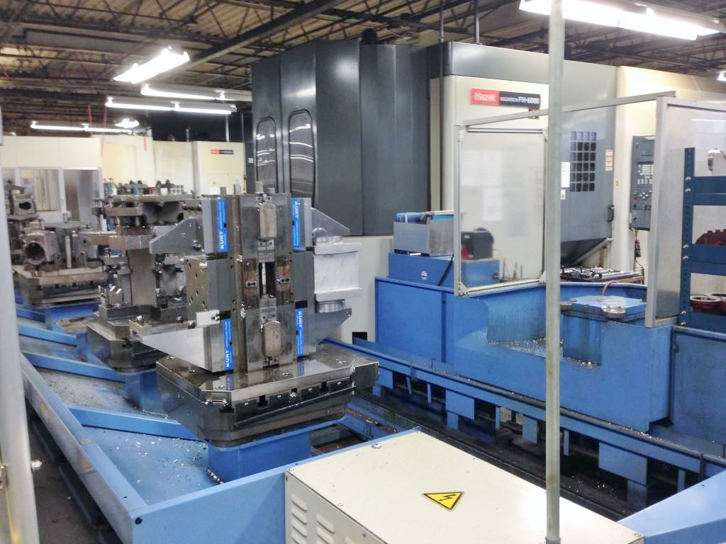 Mazak FH-6000 CNC Horizontal Machining Center With Palletech System - Image 21 of 21