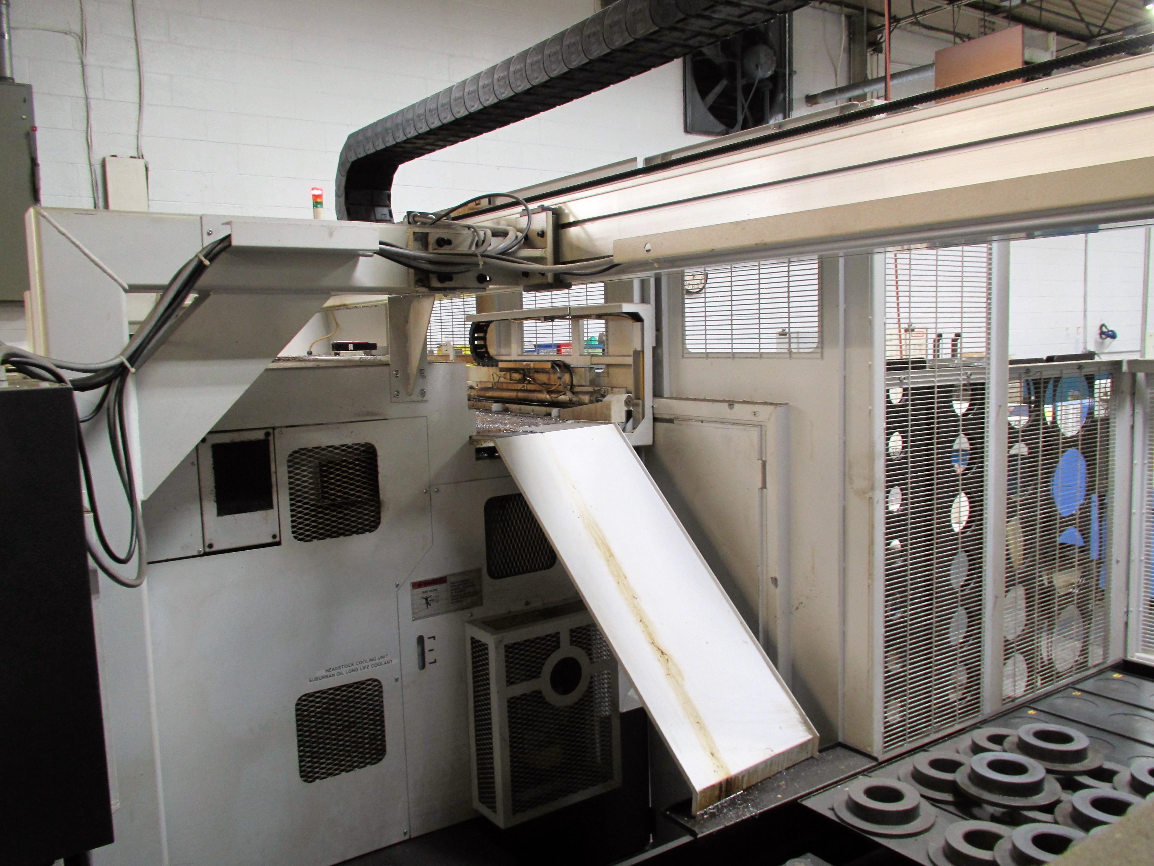 MAZAK QUICK TURN NEXUS 250-II MSY CNC TURNING CENTER - Image 15 of 16