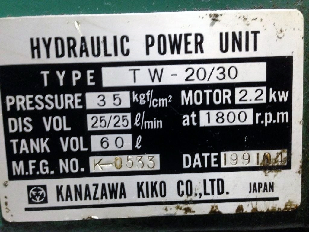 NAKAMURA TOME TW-20 6-AXIS CNC TWIN SPINDLE TURNING CENTER - Image 16 of 17
