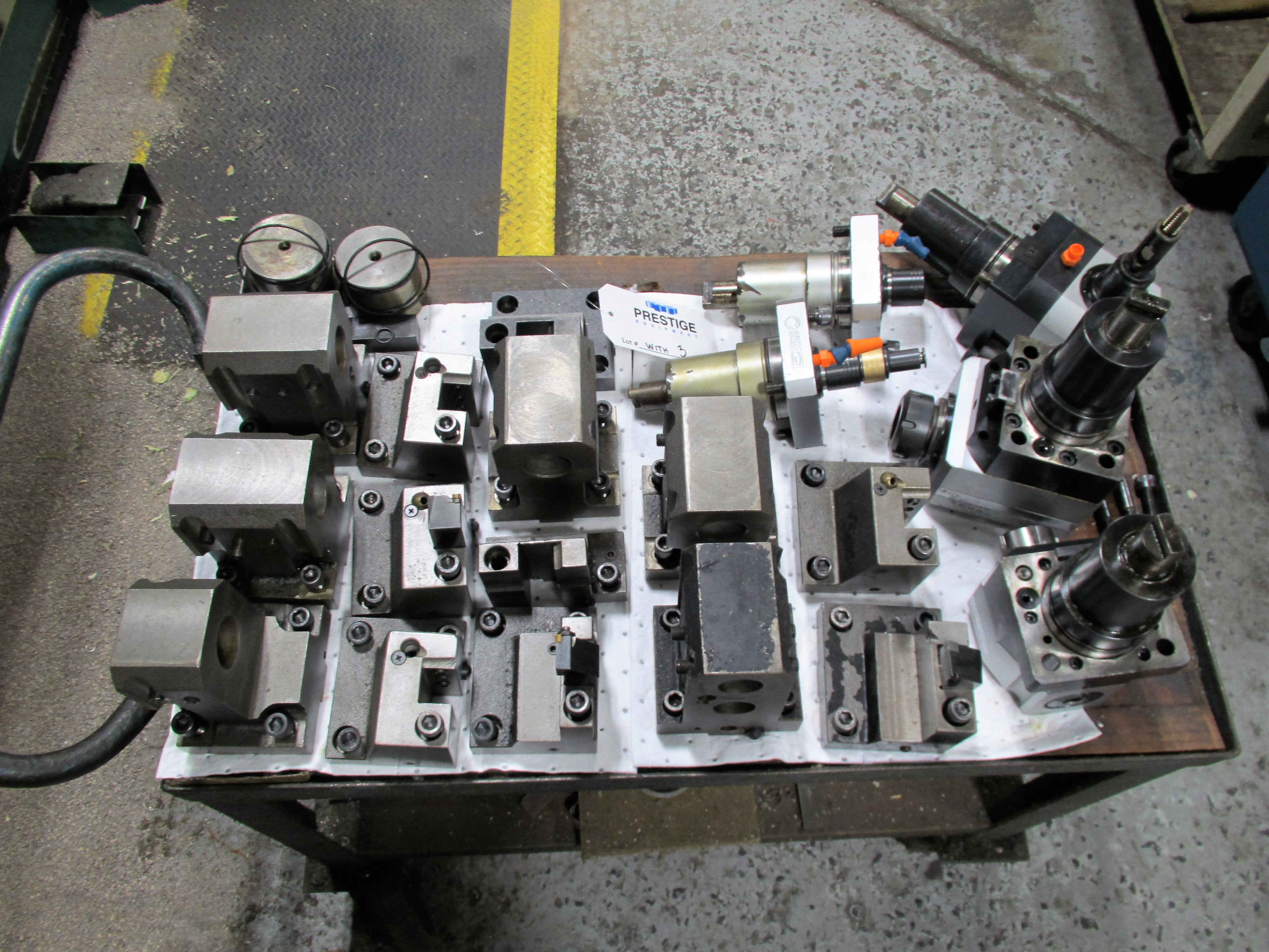NAKAMURA TOME TW-30MM 7-AXIS CNC TWIN SPINDLE TURNING CENTER - Image 18 of 21