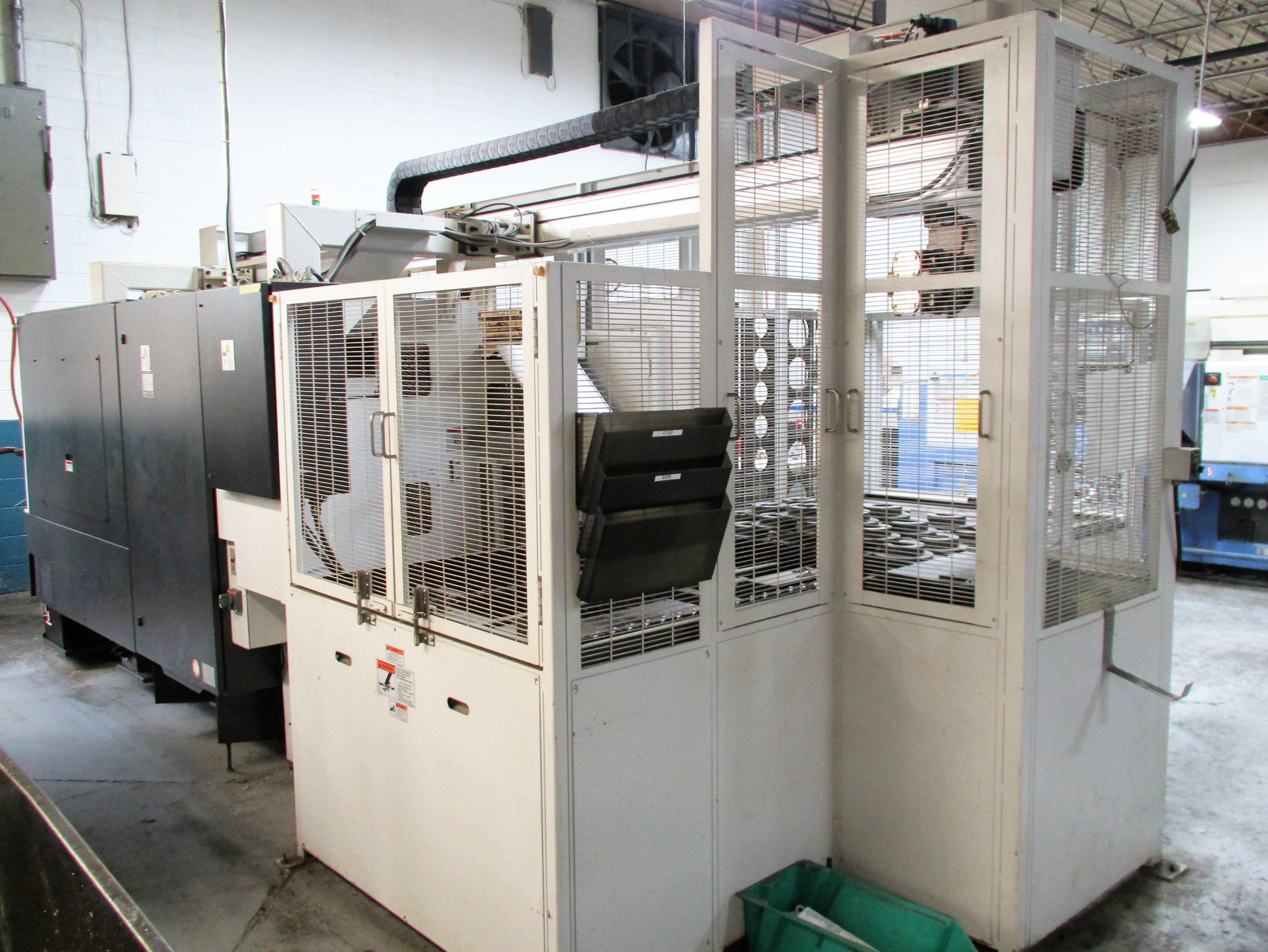 MAZAK QUICK TURN NEXUS 250-II MSY CNC TURNING CENTER - Image 14 of 16