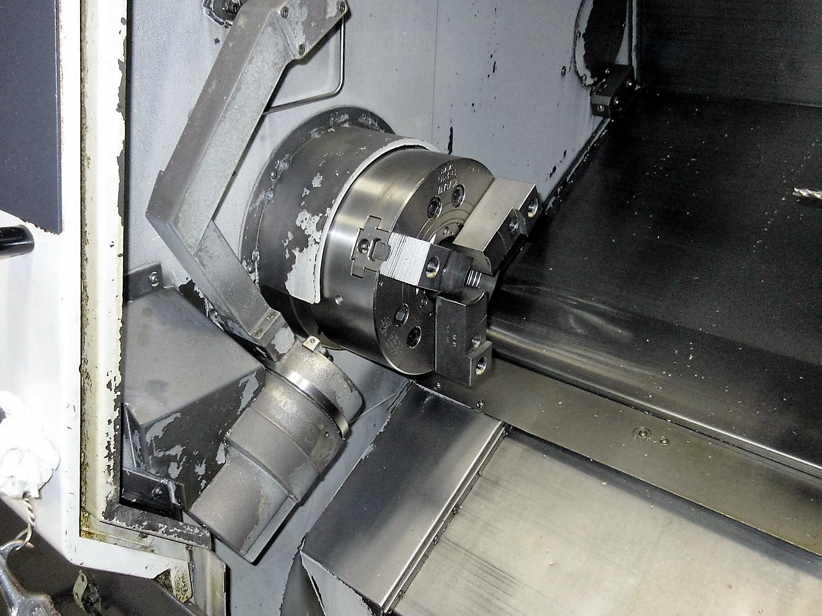 MAZAK QUICK TURN NEXUS 250-II MSY CNC TURNING CENTER - Image 5 of 16