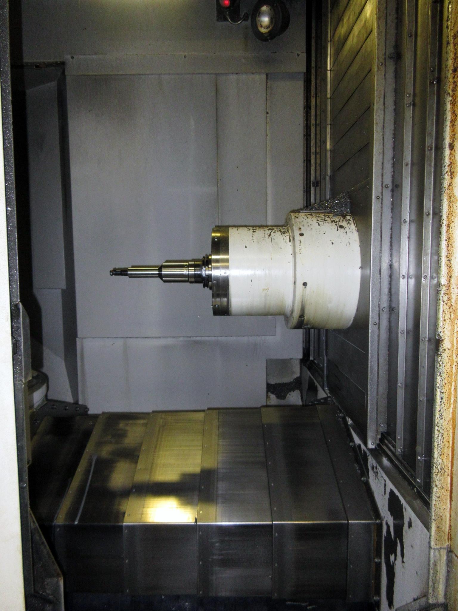 Mazak HCN-6000-II CNC Horizontal Machining Center With Palletech System - Image 5 of 22