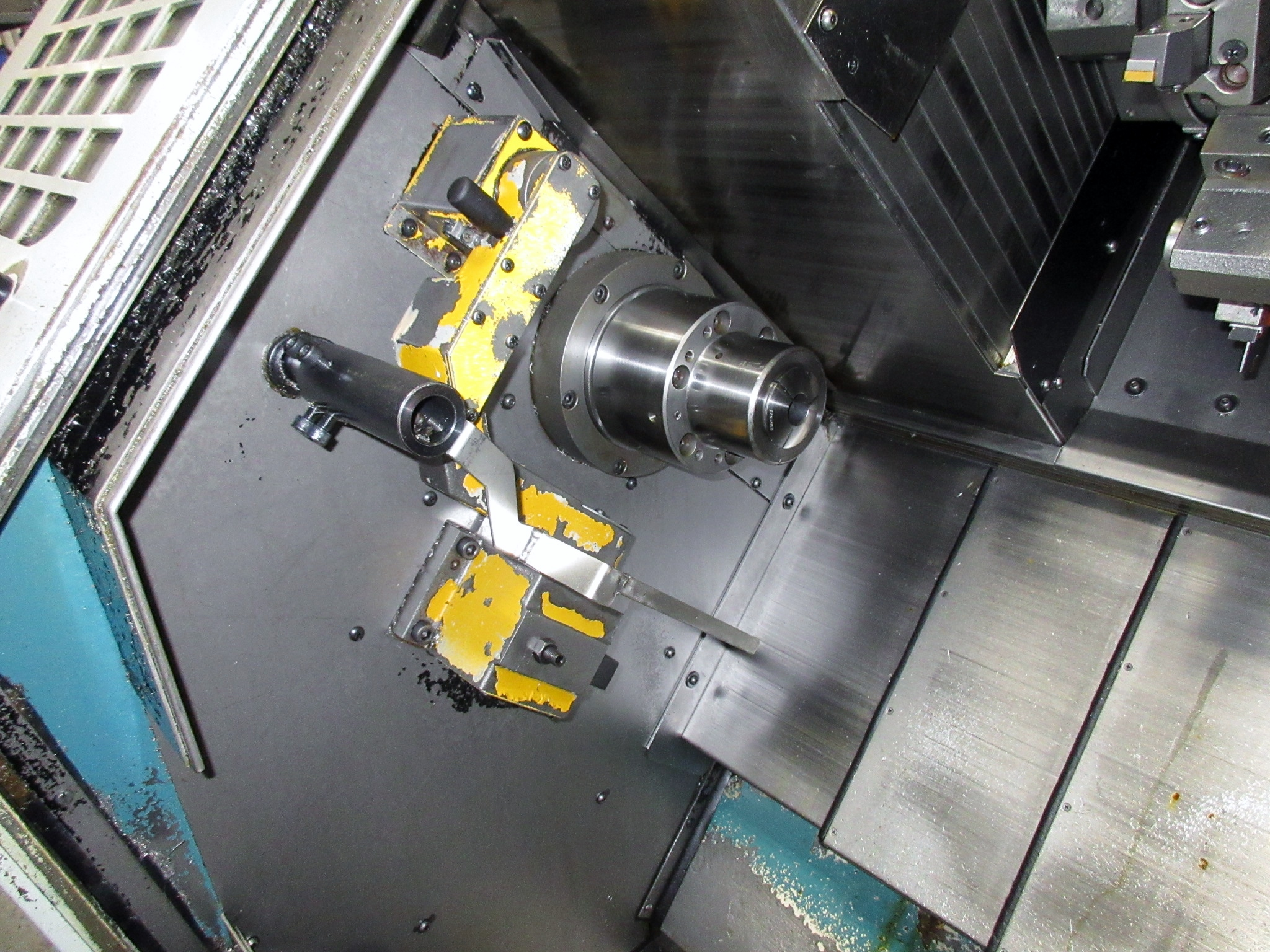 NAKAMURA TOME TW-20 6-AXIS CNC TWIN SPINDLE TURNING CENTER - Image 6 of 17