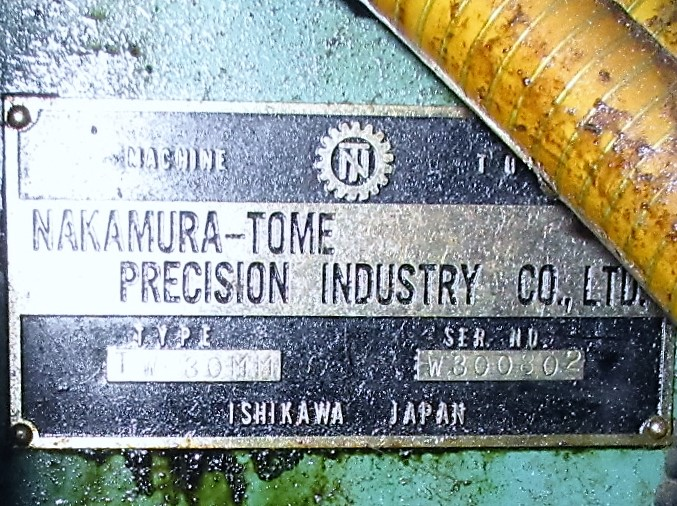 NAKAMURA TOME TW-30MM 7-AXIS CNC TWIN SPINDLE TURNING CENTER - Image 20 of 21