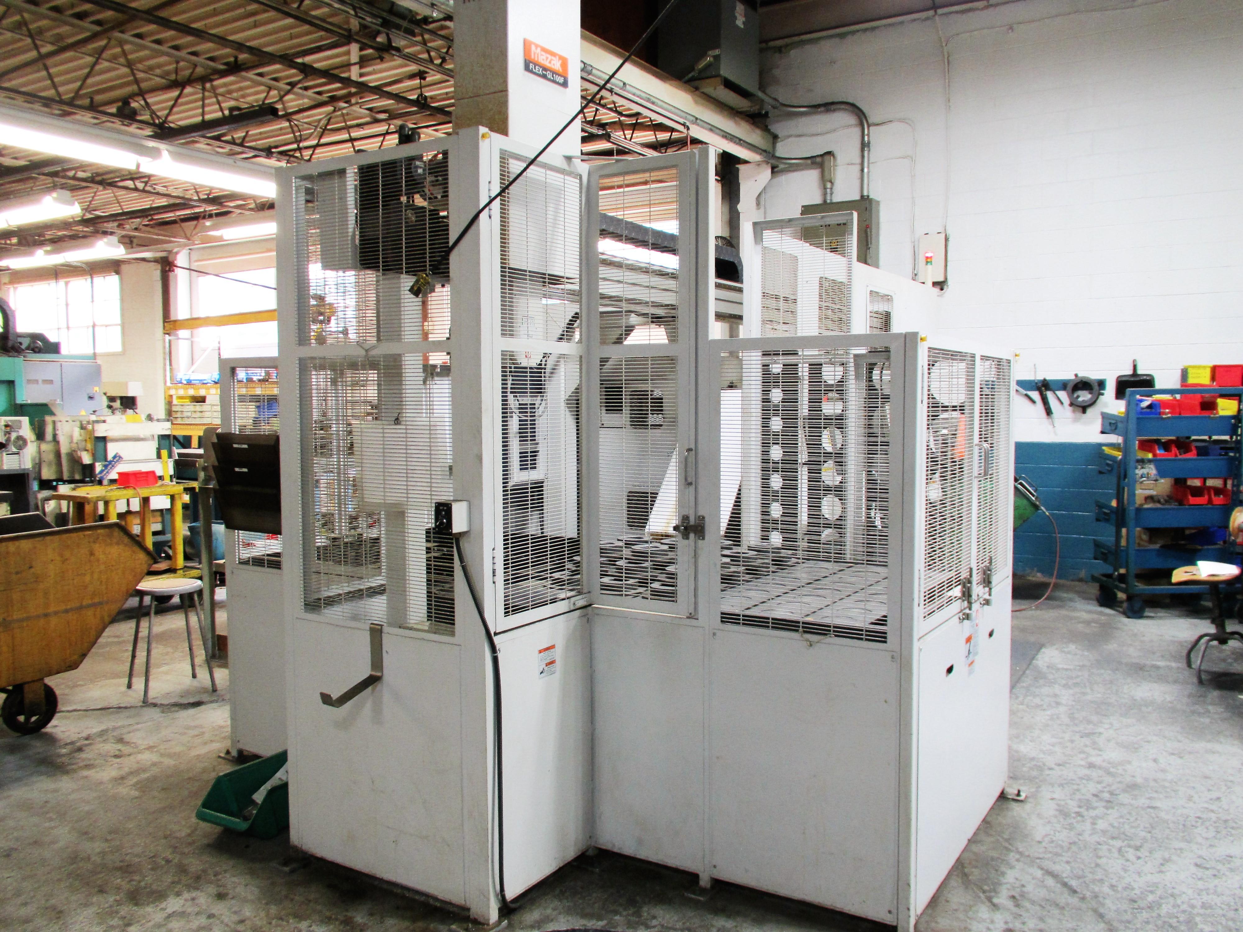 MAZAK QUICK TURN NEXUS 250-II MSY CNC TURNING CENTER - Image 13 of 16