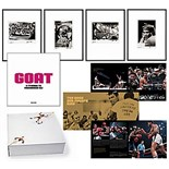 Signed Mohammed Ali Goat book by Taschen
