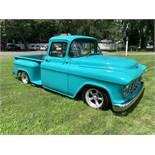 1955 Chevrolet 3100 Step Side Pickup Truck