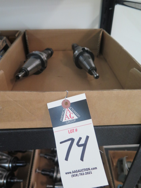 BT-40 Taper Tapping Heads (2)