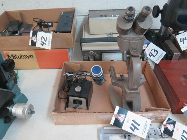 Swift Stereo Microscope w/ Light Source