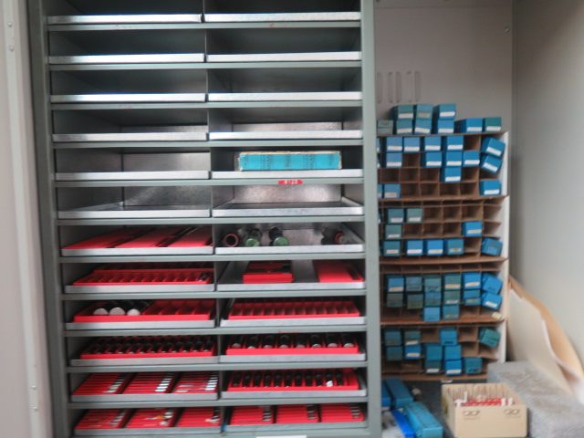 Pin Gage Sets, Misc Deltronic Gage Pins and Storage Cabinet - Image 3 of 5