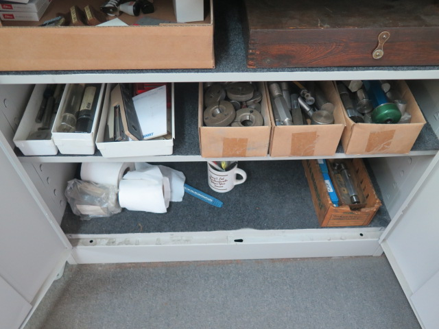 Pin Gage Sets, Misc Deltronic Gage Pins and Storage Cabinet - Image 5 of 5