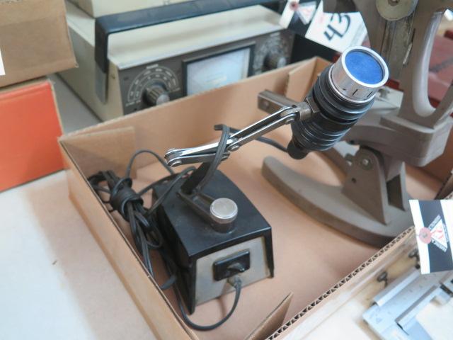 Swift Stereo Microscope w/ Light Source - Image 2 of 3
