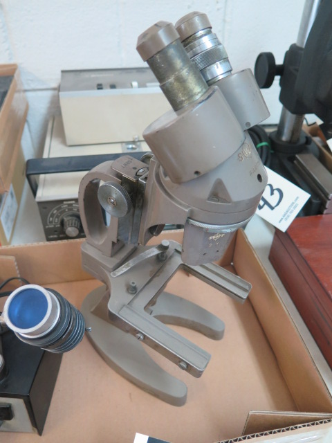 Swift Stereo Microscope w/ Light Source - Image 3 of 3
