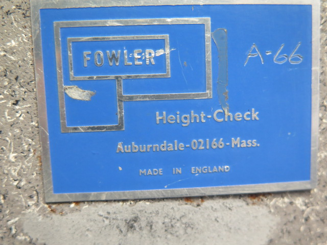"""Fowler 12"""" Height Master Riser Base - Image 3 of 3"""