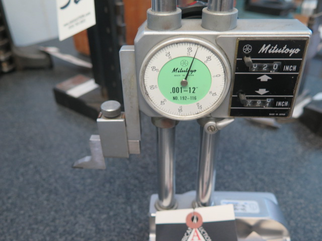 "Mitutoyo 12"" Dial Height Gage - Image 2 of 2"