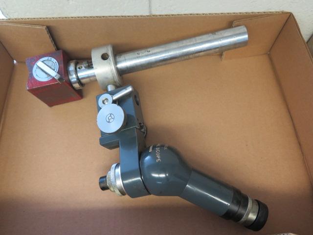 Miruc Measure Scope w/ Magnetic Base - Image 2 of 2