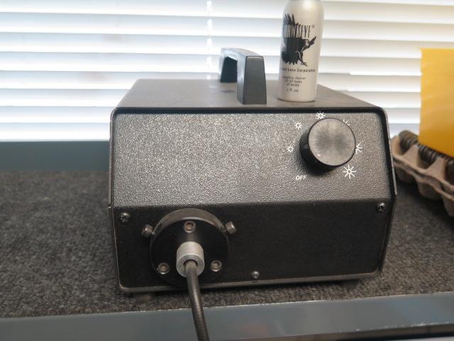 Hawkeye Bore Scope w/ Fiber Optic Light Source - Image 3 of 4