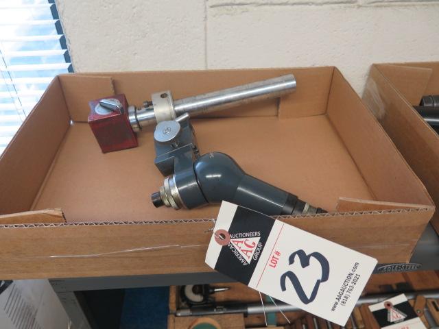 Miruc Measure Scope w/ Magnetic Base