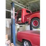 Western Hoist mdl. WL090A 9000 Lb Cap Hydraulic Car Lift s/n MA8713