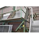 "Bauer 60""L x 42""H Stainless Steel Hydrasieve, Loading Fee: $800"