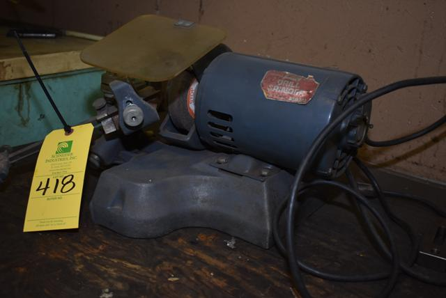 Lisle Drill Grinder, Fractional HP Motor, Loading Fee: $15