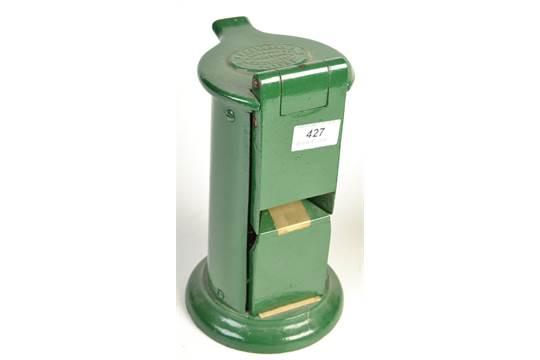 Edmondson ticket dating machine