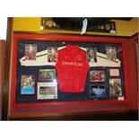 2001/02 Arsenal team jersey team and individual player photos winners of 2001/02 English Premier