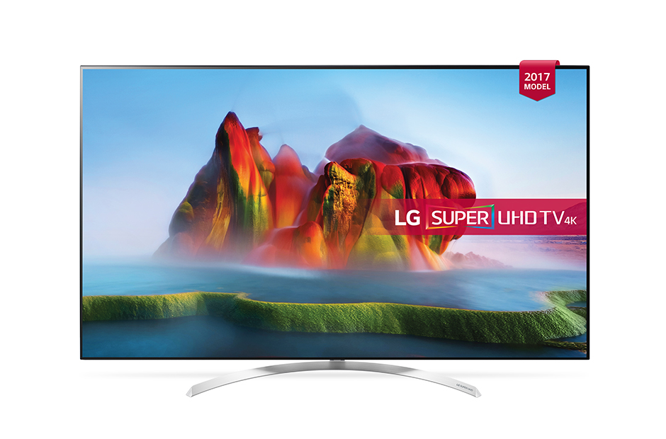 Lot 16044 - V Grade A LG 65 Inch ACTIVE HDR 4K SUPER ULTRA HD LED SMART TV WITH FREEVIEW HD & WEBOS 3.5 & WIFI -