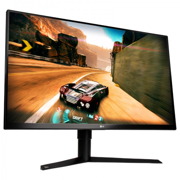 Lot 16049 - V Grade A LG 32 Inch QHD GAMING MONITOR WITH G-SYNC - HDMI, DISPLAY PORT, USB 3.0 - FRAME LESS