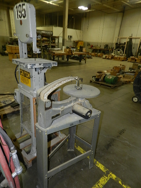 Atlas Model 912 Saw  And Delta Scroll Saw Cat   406011