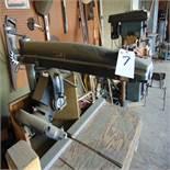 The Original 14'' Radial Arm Saw