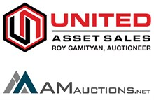 United Asset Sales and AM Auctions.net