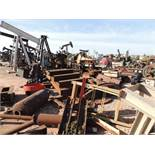 LOT: Assorted Bases for Natural Gas Engines, (Located Lower Yard)(LOCATED IN HENNESSEY, OK)