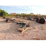 LOT: Large Assortment Counter Weights (Located Lower Yard)(LOCATED IN HENNESSEY, OK)