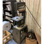 """Located in Canon City CO: Craftsman 12"""" bandsaw, under power, currently in use , Loading Fee of $"""