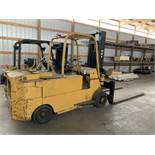 Located in Canon City CO: Cat/Towmotor 15,000 forkliftwith 8' forks, propane, super heavy duty,