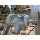 Located in Canon City CO: Reliance 75hp 445U Frame 1190 RPM 220/440V , Loading Fee of $100