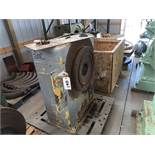 """Located in Canon City CO: CPM, 16"""" pellet mill gearbox with quill, , Loading Fee of $100"""