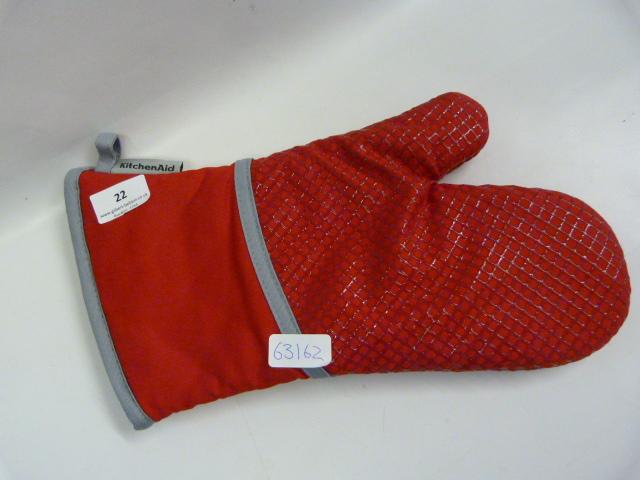 Kitchenaid oven mitt set red - Kitchenaid oven gloves ...