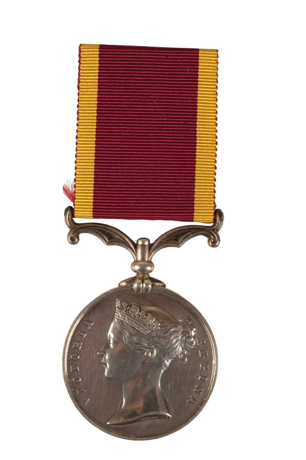 Lot 39 - SECOND CHINA WAR CORPL WM HUGHES ROYAL ENGINEERS