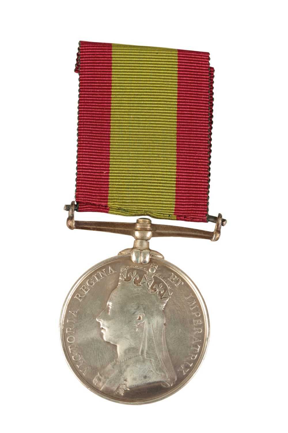 Lot 45a - AFGHANISTAN MEDAL TO LANCE CORPORAL JAKES 1/17TH REGT