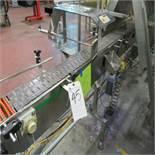 S.S. Tabletop Conveyor, 19'L x 6''W