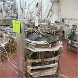 Kraken S.S. Bowl Feeder Infeed Conveyor, 36''D