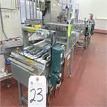 Pinch Point Type Conveyor, 24''W x 20'L