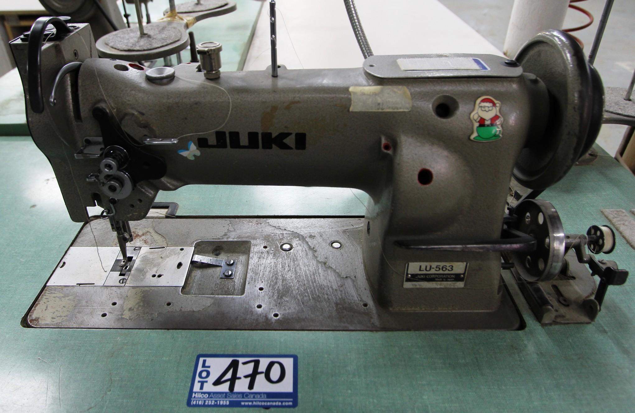 juki sewing machine models