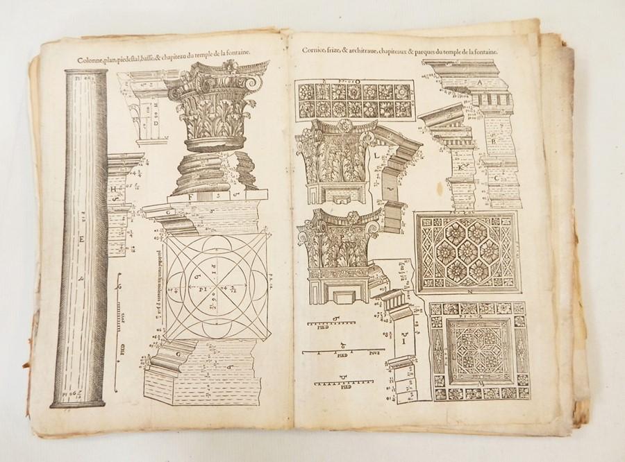 Lot 48 - Poldo D'Albenas, Jean 'Discours Historial de L'Antique et Ilustre Cite de Nismes en la Gaule
