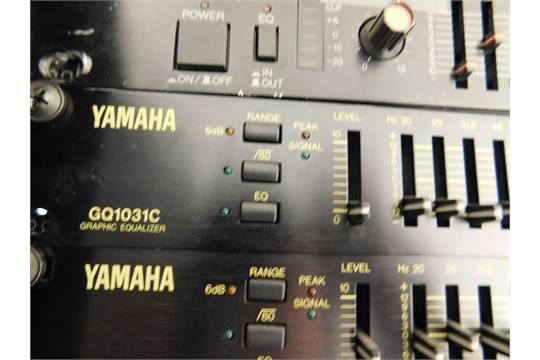 Yamaha GQ1031C Graphic Equalizer