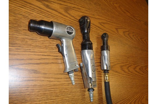 Lot 3 - Lot of 3 Air Tools